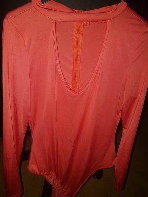 Shirtbody roze