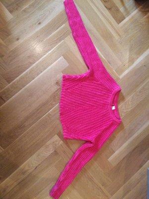 Pinker Crop Pullover