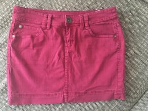 Pinker Denimrock