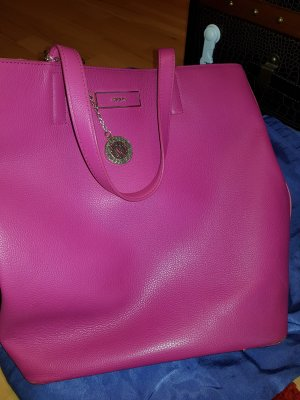 Pinker DKNY Shopper