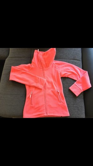 Pinker Fleecepullover BENCH
