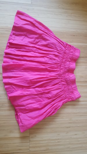 H&M Gonna rosso lampone-rosa
