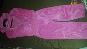 pinker homewear Anzug