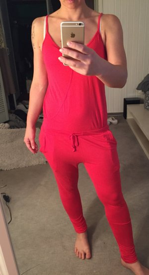 Pinker jumpsuit in pink
