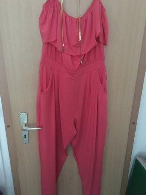 Pinker Jumpsuit von Orsay