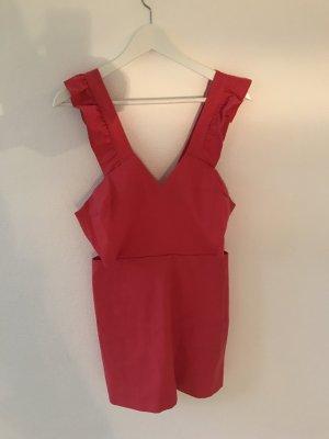 Zara Robe rouge