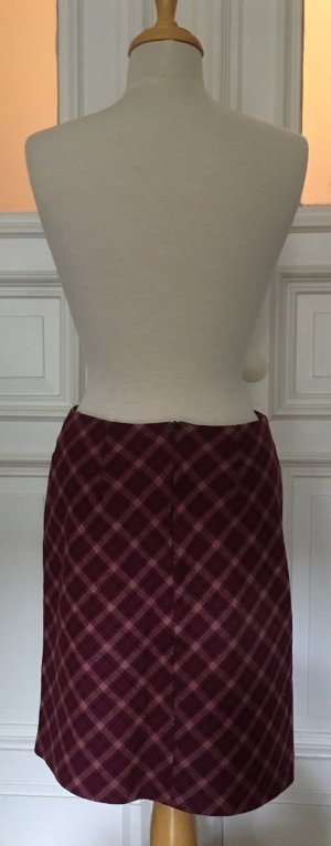 Hennes Collection by H&M Wool Skirt multicolored