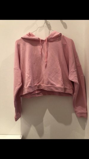 Nakd Jersey con capucha rosa-rosa