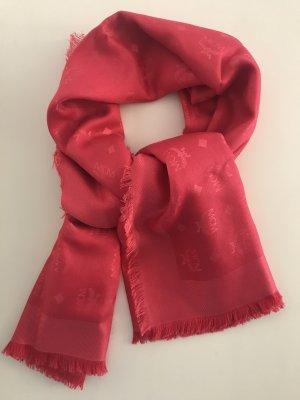 MCM Scialle rosa Seta