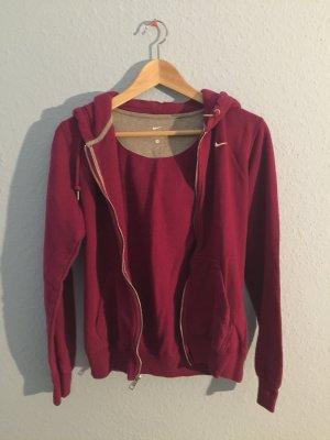 Pinker Nike-Pullover
