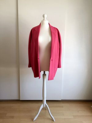 Pinker Oversize-Blazer