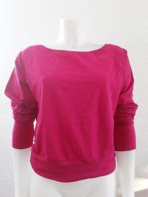 Pinker Pulli von Adidas