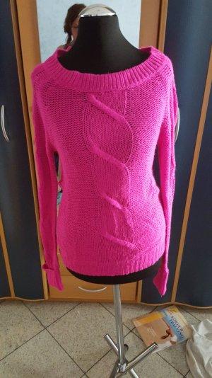 Pinker Pulli von Only