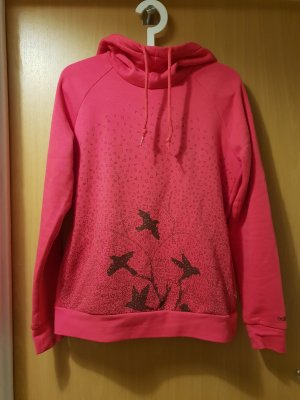 pinker Pullover von Adidas