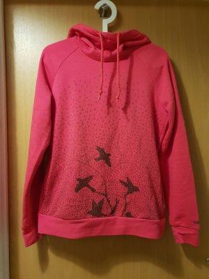 Adidas NEO Sweater zwart-roze