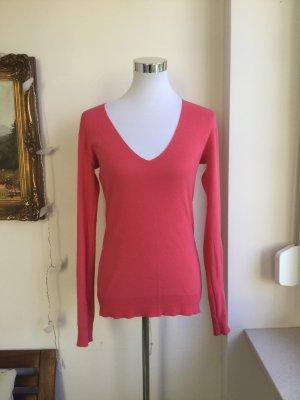 Pinker Pullover von Benetton