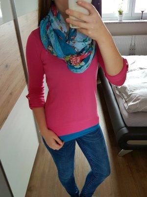 Pinker Pullover von edc