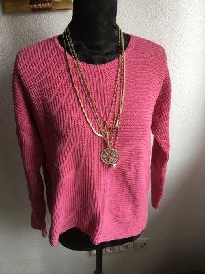 Pinker Pullover von Lieblingsstück