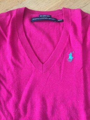 Pinker Pullover von Ralph Lauren