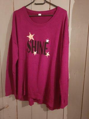 pinker Pullover von s.Oliver