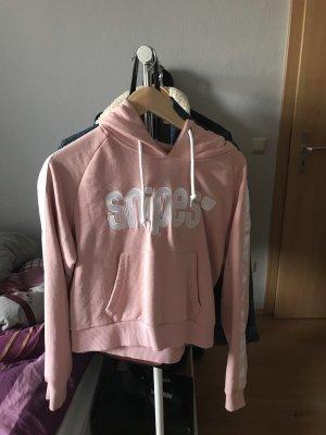 Pinker Pullover von Snipes