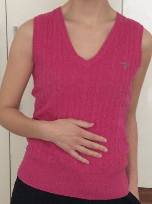 Pinker Pullunder von Gant