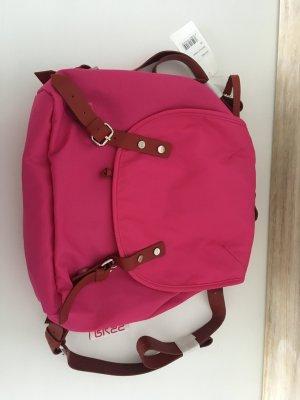 Bree Waaier roze-rood