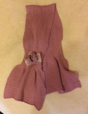 Pinker Schal aus Viskose und Wolle von Guess