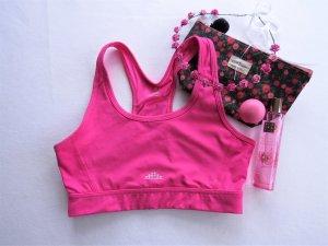 Pinker Sport BH Bustier von H&M