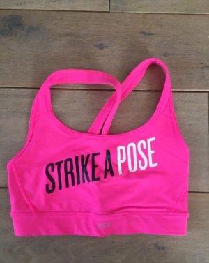 Pinker Sportbh von Victoria's Secret