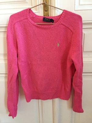 Pinker Strickpullover von Ralph Lauren