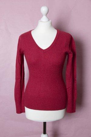 Pinker Wollpullover von Montego NEU