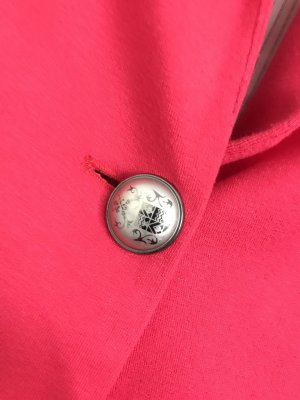 Zara Jersey Blazer pink