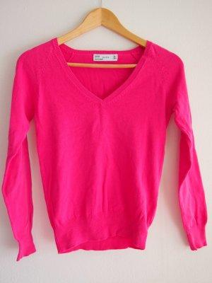 Pinker Zara Pullover
