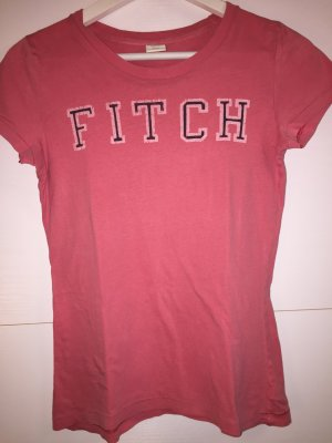 Pinkes Abercrombie & Fitch Tshirt