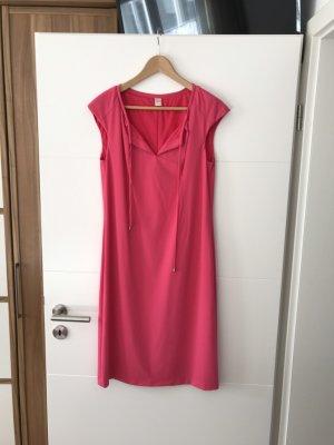 Pinkes Basler Kleid