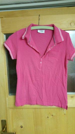 Pinkes damen T-shirt