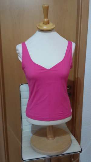 pinkes Funktions Fitness Sport Top von Venice Beach, Gr. S/M