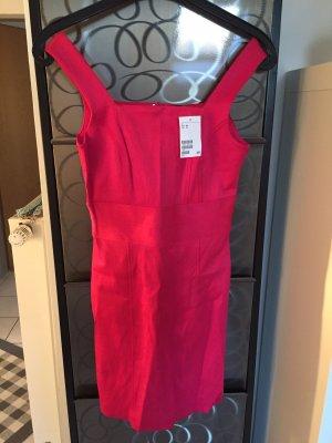 Pinkes H&M Kleid Gr 36 mit Etikett