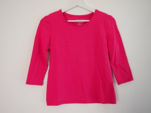Authentic Longsleeve pink cotton