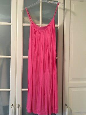 Pinkes Hallhuber Kleid