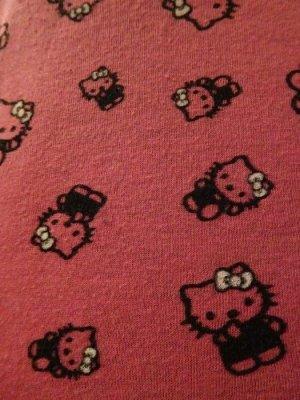 pinkes hello kitty shirt von h&m