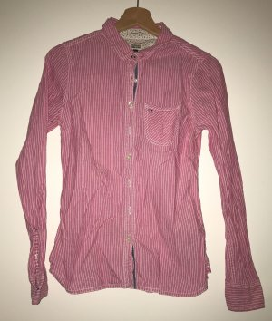 Pinkes Hemd von Hilfiger