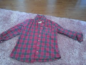 Pinkes Hollister Hemd