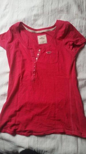 pinkes Hollister T-Shirt