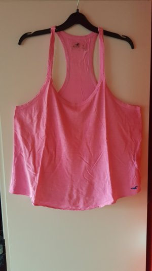 Pinkes Hollister Top