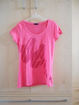 Pinkes Kappa T-Shirt