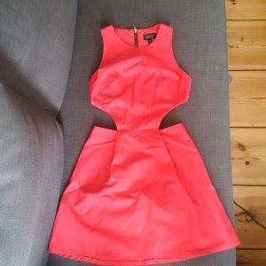 pinkes Kleid, Minikleid, NEU, Größe 34