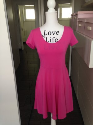 Pinkes Kleid von Benetton