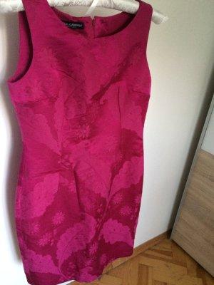 Pinkes Kleid von Dolce & Gabbana